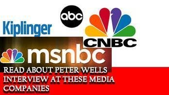 media coverage of peter m. wells