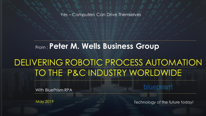 RPA Solution for Insurance Companies